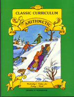 Classic Curriculum Arithmetic Workbook - Series 4 - Book 2