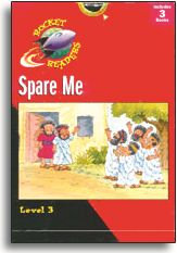 Rocket Readers - Spare Me - Level 3