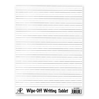 Horizons K Phonics and Reading Wipe-Off Writing Tablet