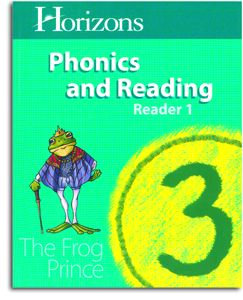 Horizons 3 Phonics and Readng - The Frog Prince - Reader 1