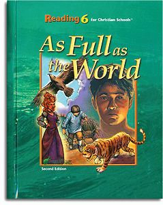Reading 6 - Student Text - As Full As the World
