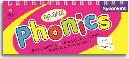 Flip-Flash Phonics - Synonyms