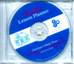 Class Lesson Planner CD-ROM Version