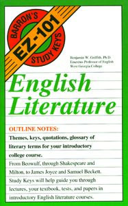 English Literature EZ-101