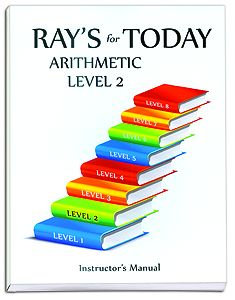 Ray's for Today Arithmetic Level 2 Instructor's Manual