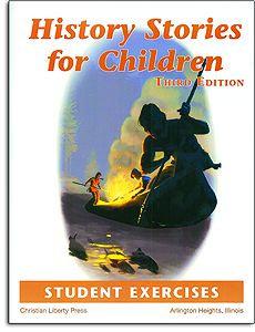 History Stories for Children Student Exercises