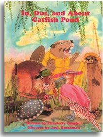 In, Out, and About Catfish Pond - Common Sense Reading Program