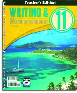 Writing and Grammar 11 Teacher's Edition (English 11)