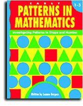 Early Patterns in Mathematics - Gr. 1-3