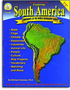 Exploring South America