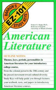 American Literature EZ-101