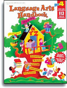 Language Arts Handbook - Grade 4