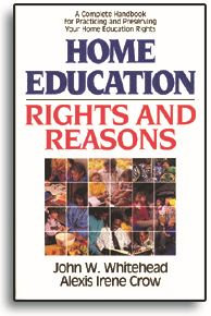 Home Education - Rights and Reasons