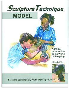 Sculpture Technique - Model (Book 2)