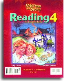 Reading 4 Teachers Guide Set