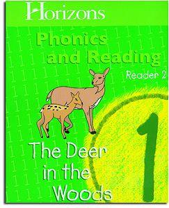 The Deer in the Woods -Horizon 1 Phonics Reader 2