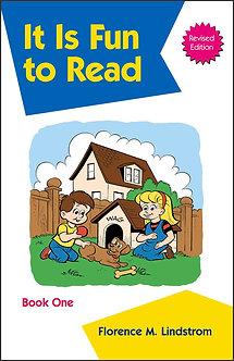 It Is Fun to Read - Book One Kindergarten Phonics Reader