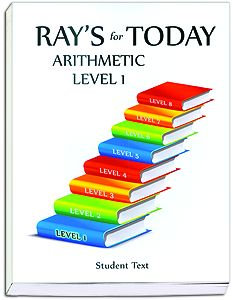 Ray's for Today Arithmetic Level 1 Student Book