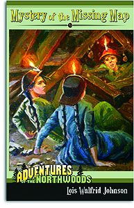 Mystery of the Missing Map - Book 9