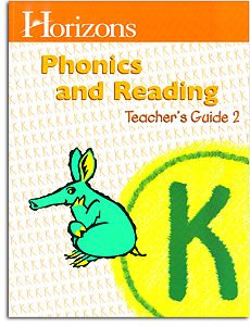 Horizons K Phonics and Reading Teacher Handbook 2