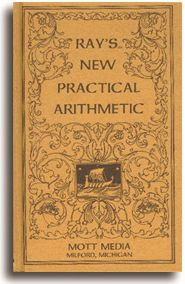 Ray's New Practical Arithmetic - paperback