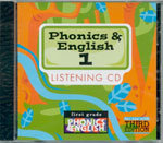 Phonics and English 1 - Listening CD (Songs)