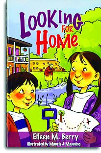 Book Links: Looking for Home - novel
