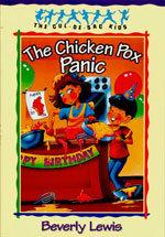 The Chicken Pox Panic - Book 2