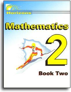 Horizons Mathematics 2 - Book Two