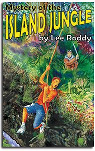 Mystery of the Island Jungle - Book 3