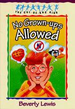 No Grown-Ups Allowed - Book 4