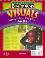 Beginnings - Visuals - Home School Flip Chart for K5