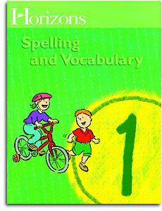 Horizons Spelling and Vocabulary 1 - Student Book