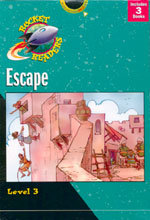 Rocket Readers - Escape - Level 3