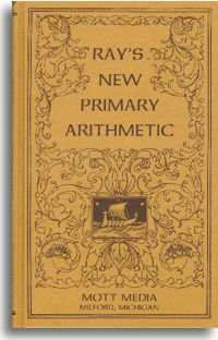 Ray's New Primary Arithmetic - paperback
