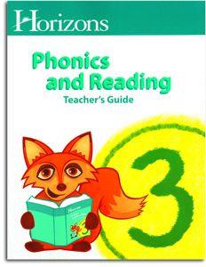 Horizons 3 Phonics and Reading - Teacher Handbook