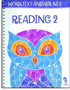Reading 2 Worktext Teacher's Edition