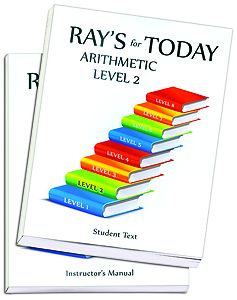 Ray's for Today Arithmetic Level 2 Curriculm Set