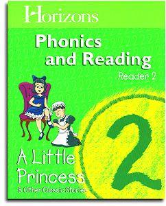 A Little Princess - Horizons 2 Phonics - Reader 2