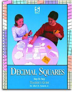 Decimal Squares - Teacher's Guide