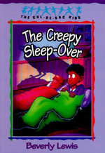 The Creepy Sleep-Over - Book 17