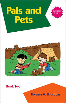 Pals and Pets - Book Two Kindergarten Phonics Reader