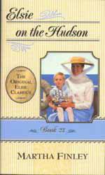 Elsie on the Hudson - Book 23