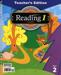 Reading 1 - Home Teacher's Edition with CD