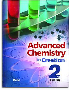 Advanced Chemistry In Creation - Student Textbook