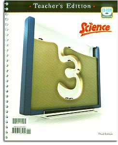 Science 3 - Teacher's Edition (with CD)