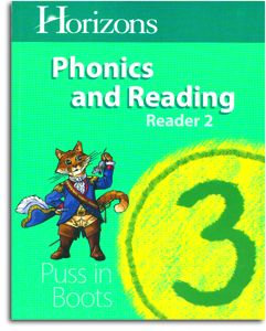 Horizons 3 Phonics and Reading - Reader 2 - Puss in Boots