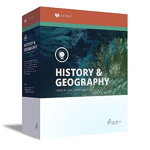 LifePac History and Geography - Boxed Set - Grade 5