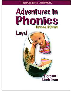 Adventures in Phonics - Level C Teachers Guide