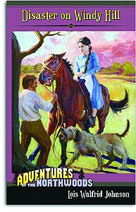 Disaster on Windy Hill - Book 10